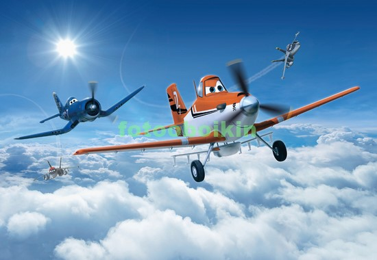 Самолеты Дасти