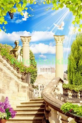Колонны в Греции