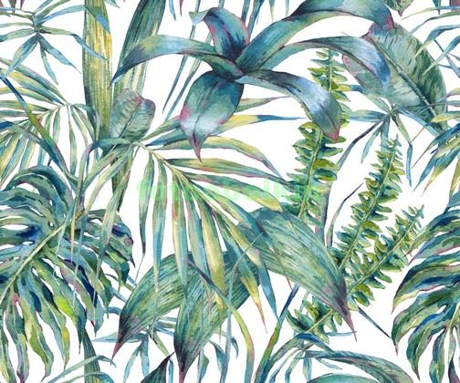 Тропико листья