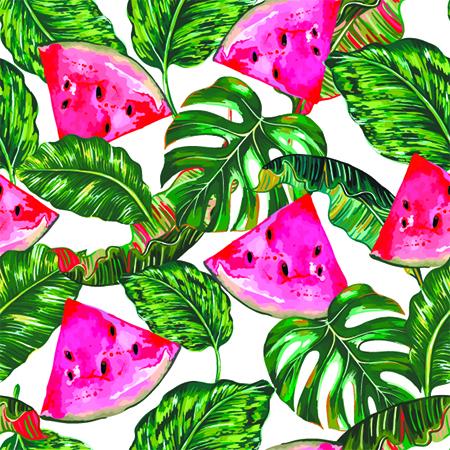 Сочные арбузы