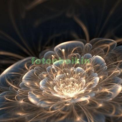 3D волшебный цветок