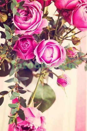3D роза