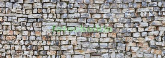 Кирпичная старой стена