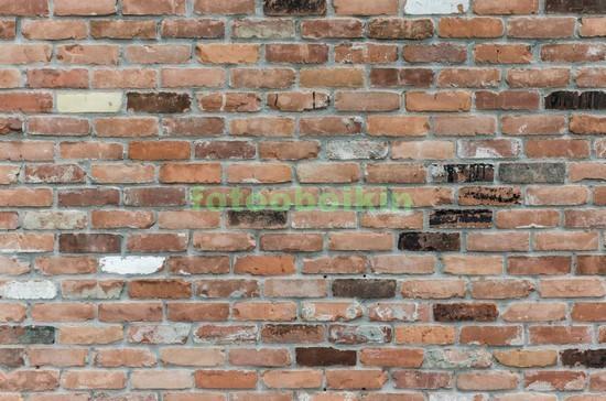 Коричневая стена