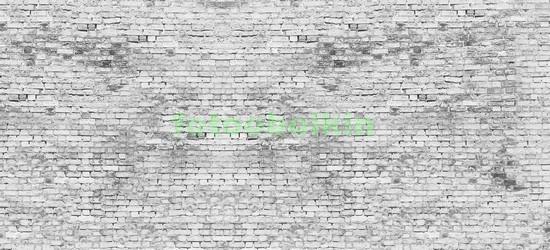 Белая старая стена