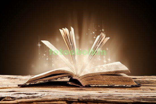 Старая волшебная книга