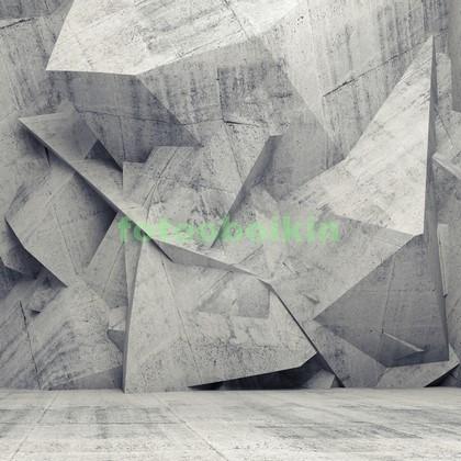 Абстракция стена