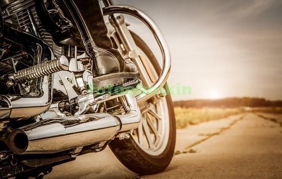 Фотообои Мотоцикл