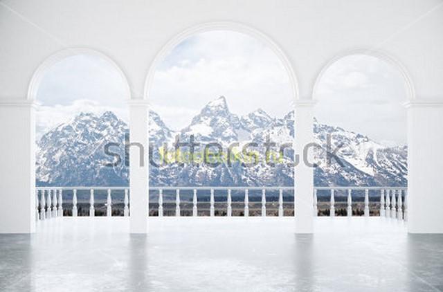 Балкон на Альпы