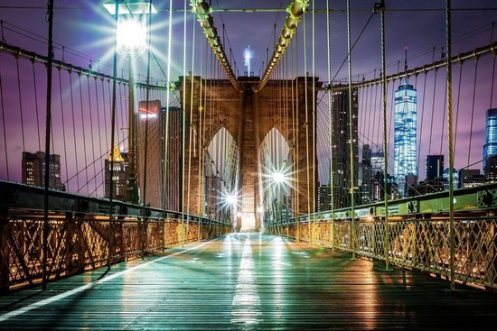 Мост в NY