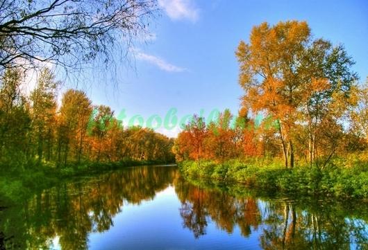 Осенние берега