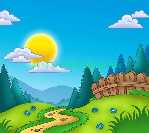 Солнечный денёк