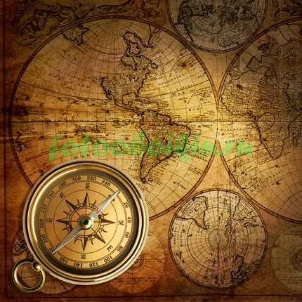 Указание компаса