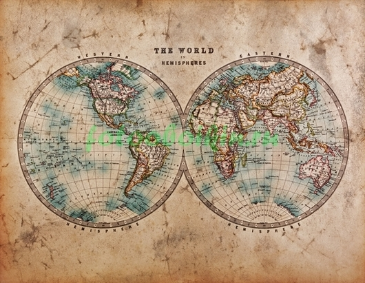 Ветхая карта