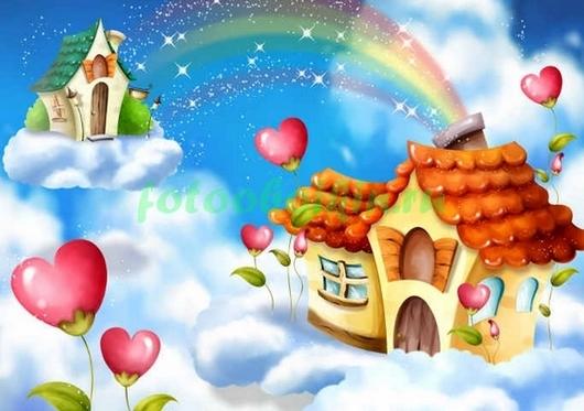 Дом в облаках