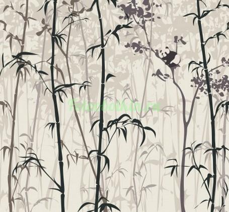 Узор бамбук
