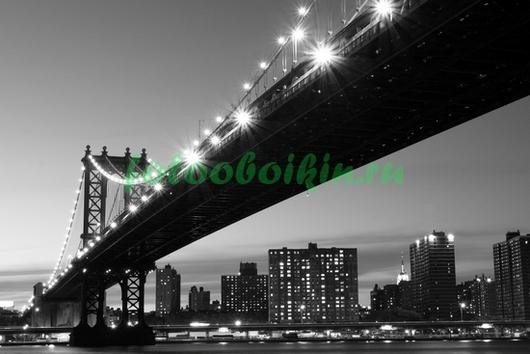 Ночью под Бруклинским мостом