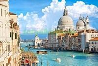 Венеция на фоне неба