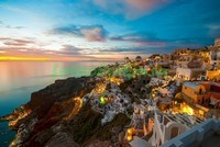 Вечер в Греции