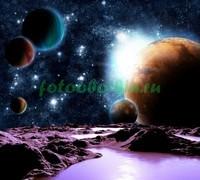 Вид космоса