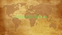 Карта старая