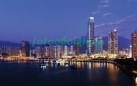 Вечер в Китае