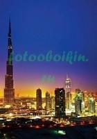 Бурдж Халифа на закате