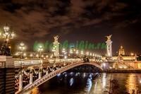 Яркие огни Парижа