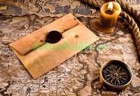 Карта с письмом