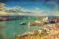 Венеция вид сверху