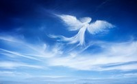 Ангел облако