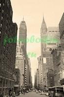 Высокие небоскребы Нью-Йорка