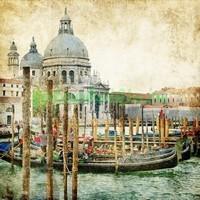 Венеция вид на собор