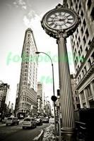Нью-Йоркские часы