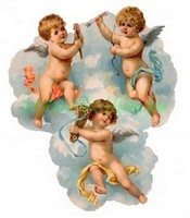 Ангелы на облках