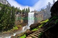 Водопад 3Д
