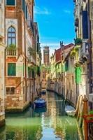Канал в Венеции 3Д