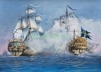 Бой фрегатов
