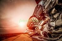 Камелот и мотоцикл