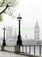 Серый Лондон