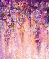 Панно Летние цветы 21