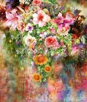 Панно Летние цветы 29