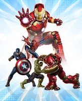 Железный человек и другие герои