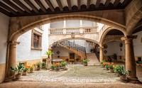 Двор в Итальянском доме