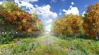 Солнышко в лесу