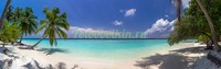 Лагуна в Карибском море