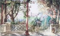 Терраса в Неаполе