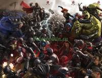 Бой мстителей