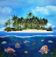 Островок в океане