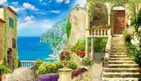 Итальянские дворики